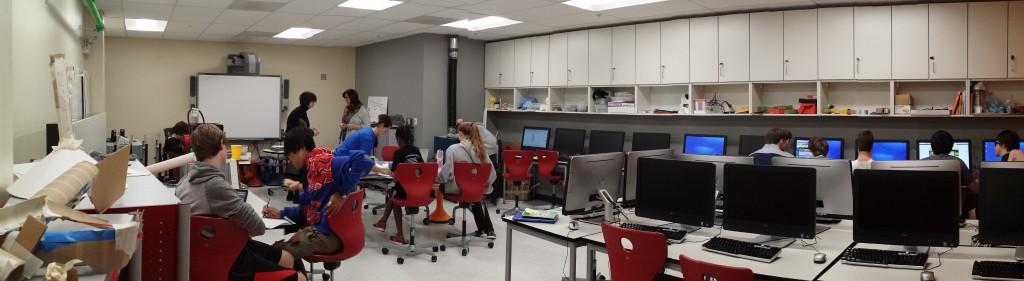 Innovation Lab - Panorama
